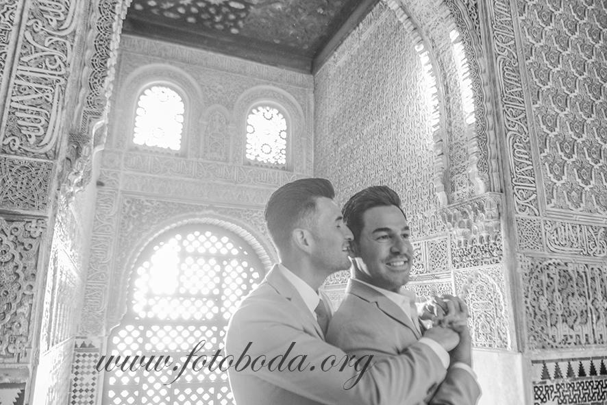 PostBoda Gareth y Mauricio Alhambra (6)