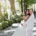 Beautiful Bride & Groom Maha & Juan