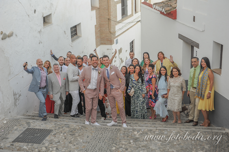 The Wedding Party in the Albayzin