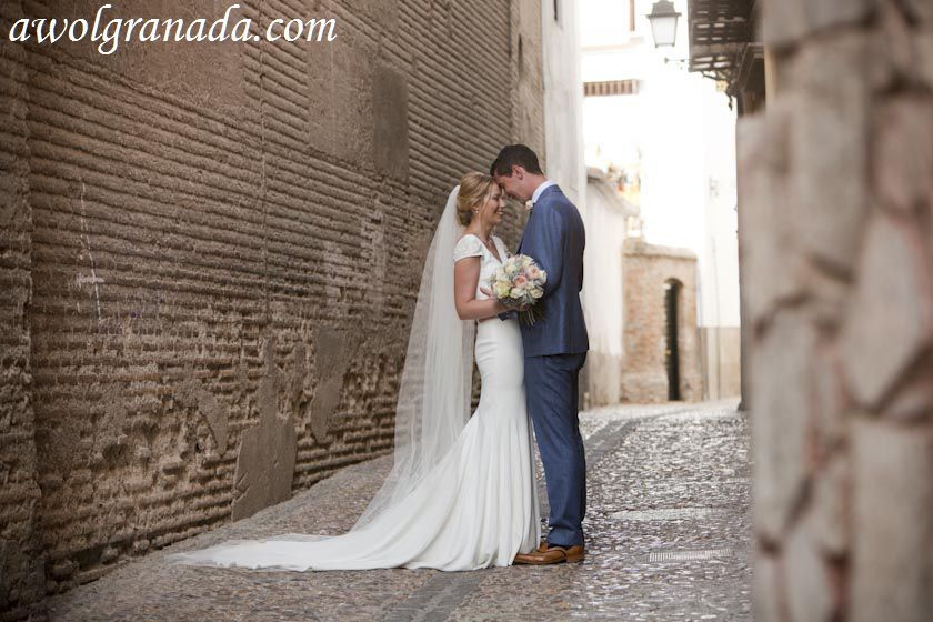 The couple in granada