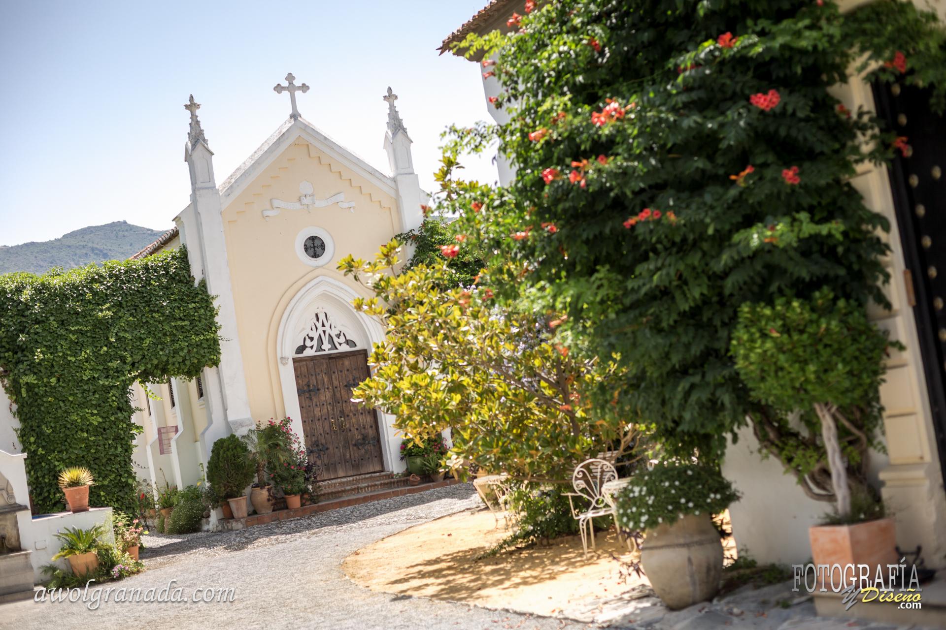 Palacete de Cazulas Chapel