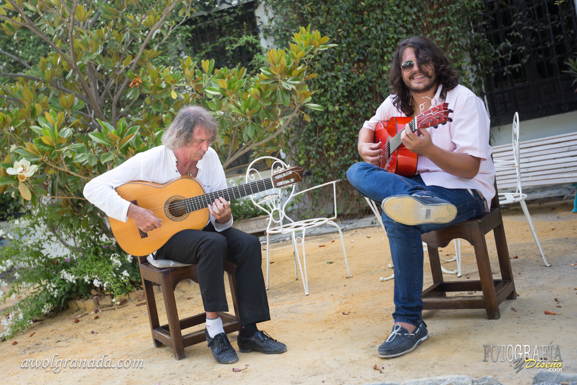 Spanish Guitarists