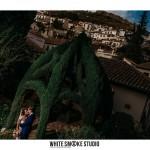 The Bride & Groom in Granada