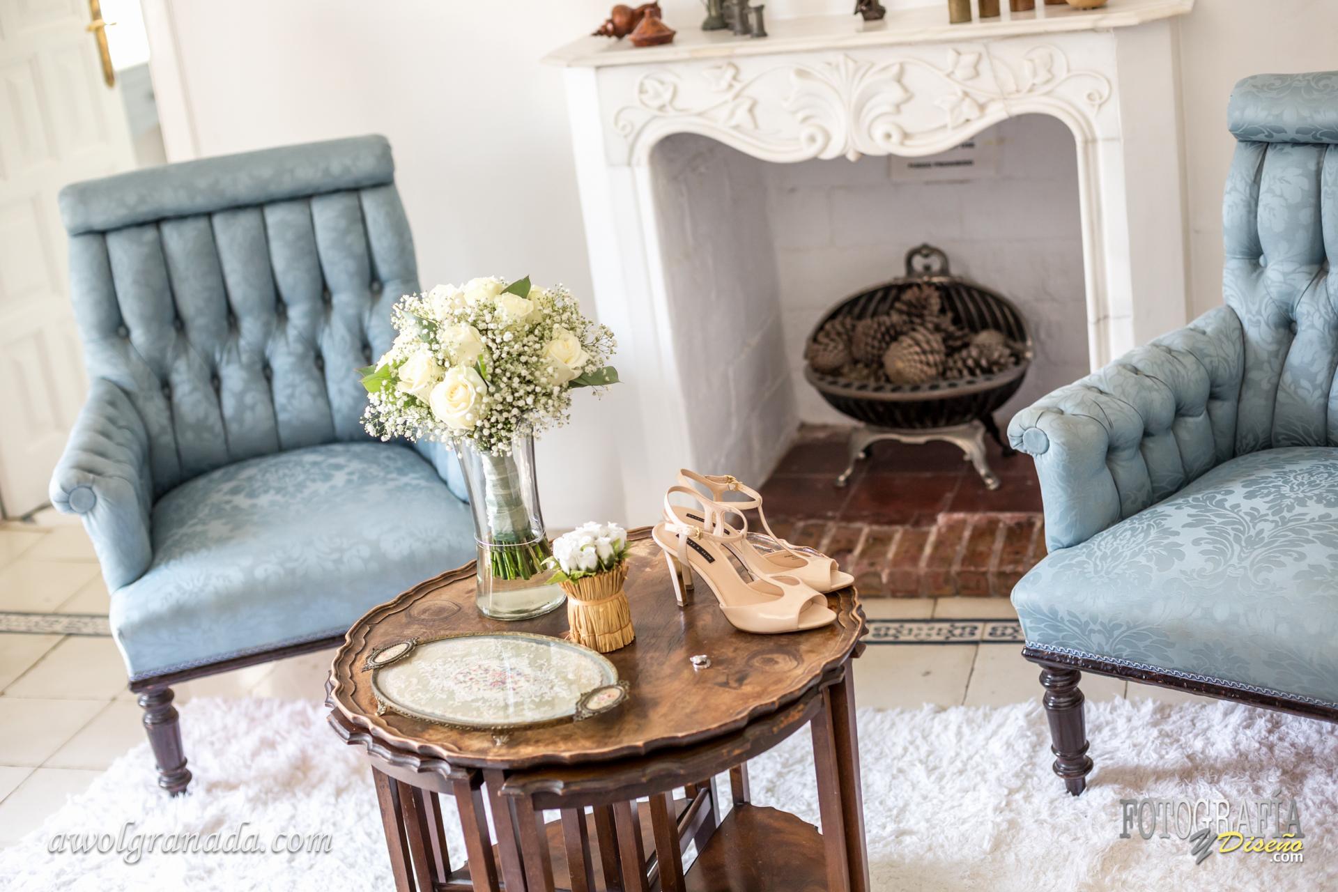The Suite at the Palacete de Cazulas