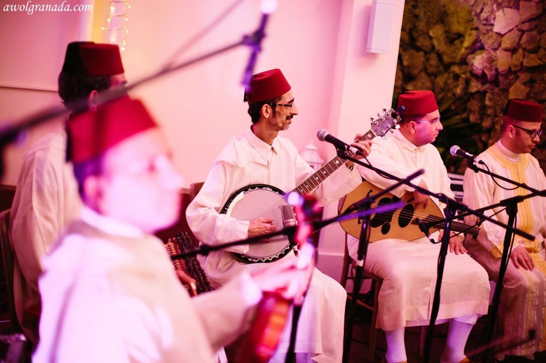 Musicians at Chapiteles