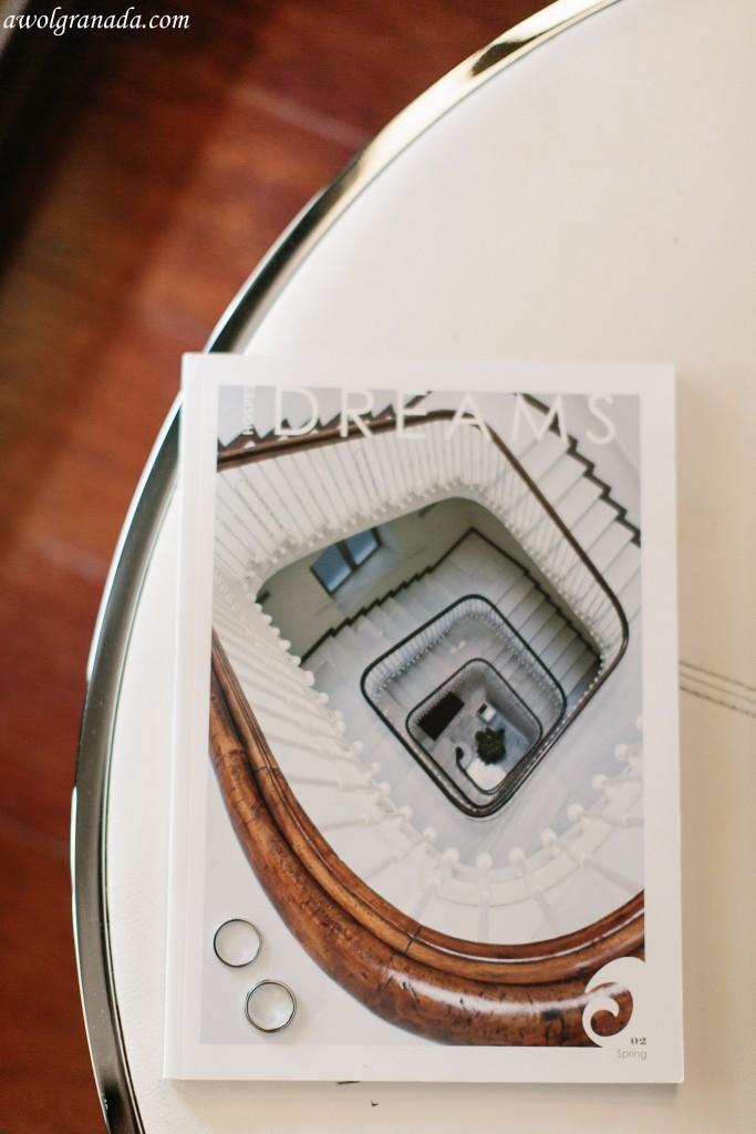 Palacio de los Patos stairs