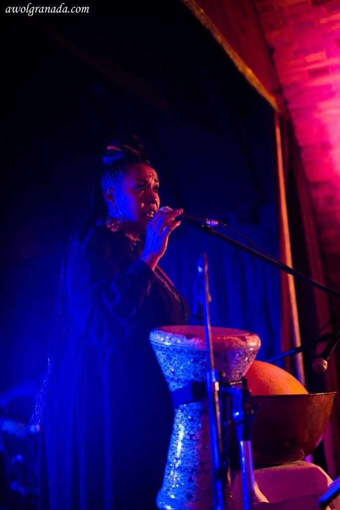 Rasha Sudanese singer