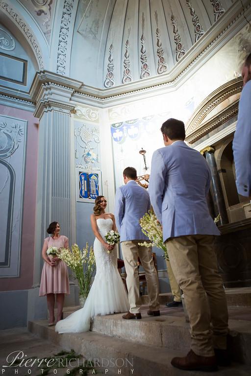Wedding Blessing Ceremony
