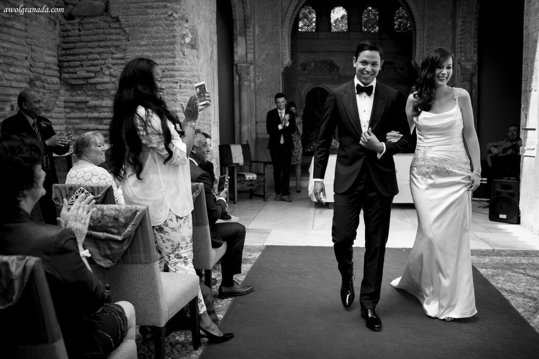 AWOL Granada Wedding Planner Granada Spain