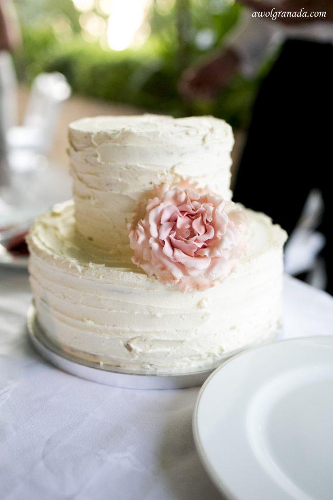 Wedding cake Wedding Photo's AWOL Granada Wedding Planner Granada Spain