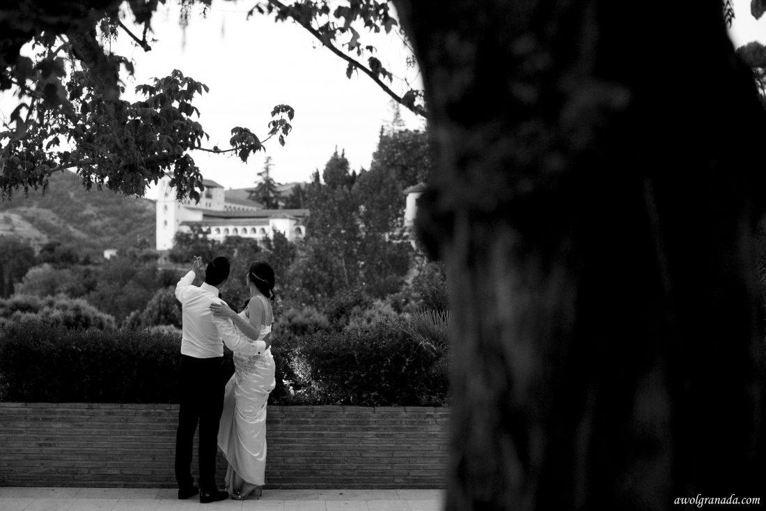 Wedding Photo's AWOL Granada Wedding Planner Granada Spain Alhambra