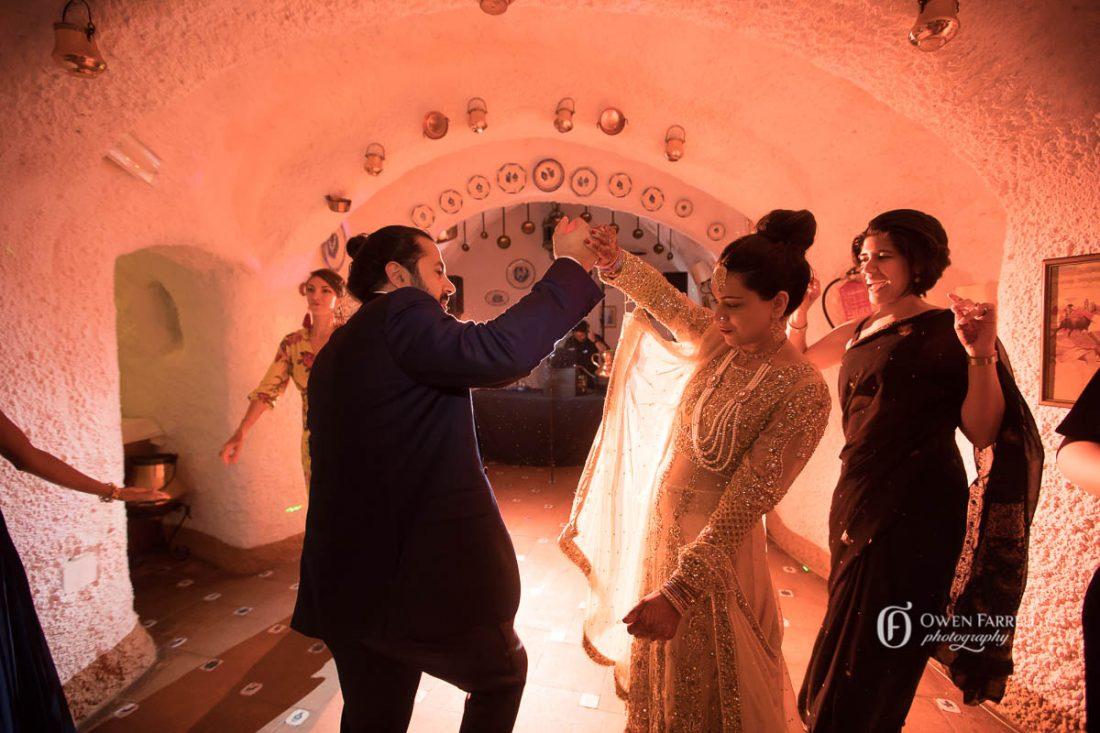 First Dance, La Chumbera, AWOL Granada, Wedding Planner, Spain