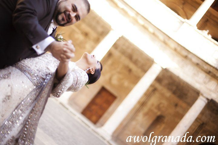 Alhambra Photos, AWOL Granada, Wedding Planner, Spain