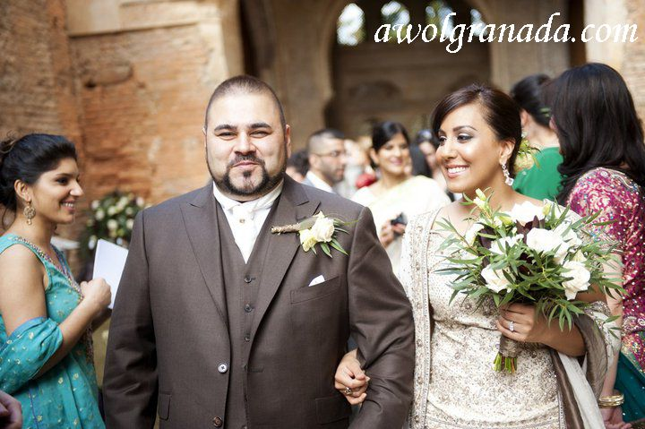 Ceremony, AWOL Granada, Wedding Planner, Spain