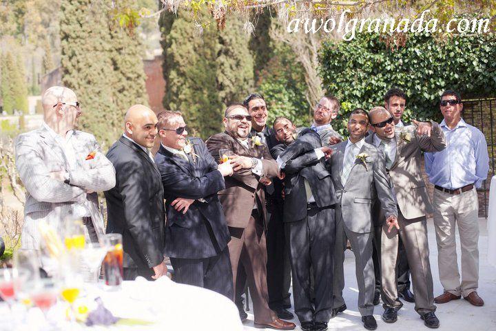 Parador, AWOL Granada, Wedding Planner, Spain