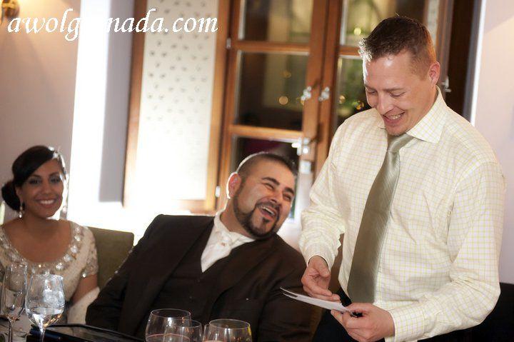 Speeches, AWOL Granada, Wedding Planner, Spain
