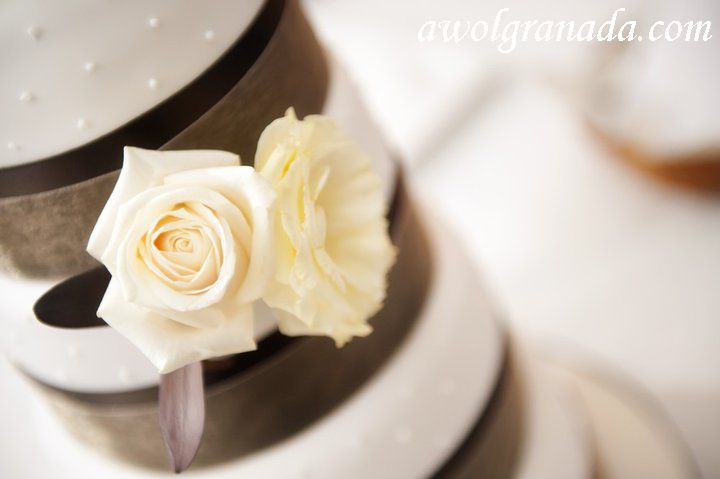 The Wedding Cake, AWOL Granada, Wedding Planner, Spain