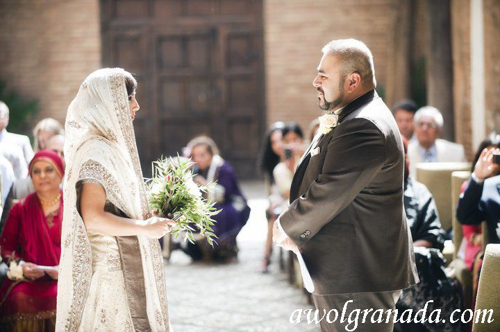 Wedding Ceremony, AWOL Granada, Wedding Planner, Spain