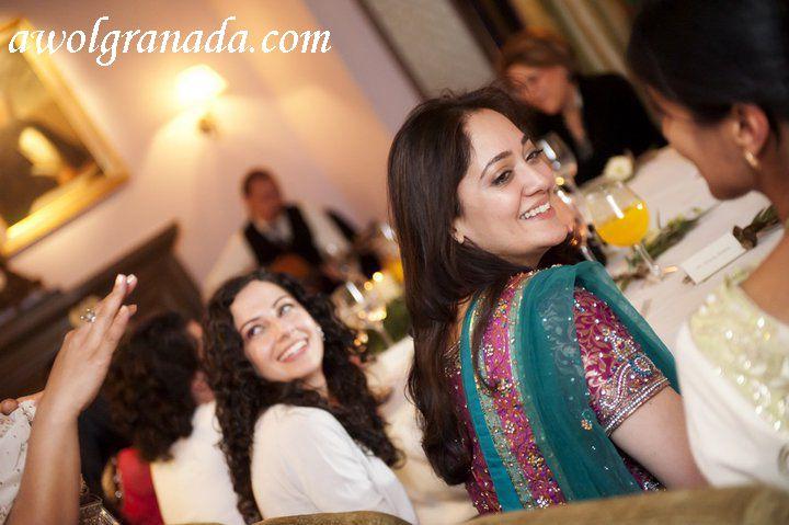 Wedding Reception, AWOL Granada, Wedding Planner, Spain