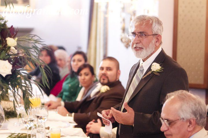 Wedding Reception and Speeches, AWOL Granada, Wedding Planner, Spain