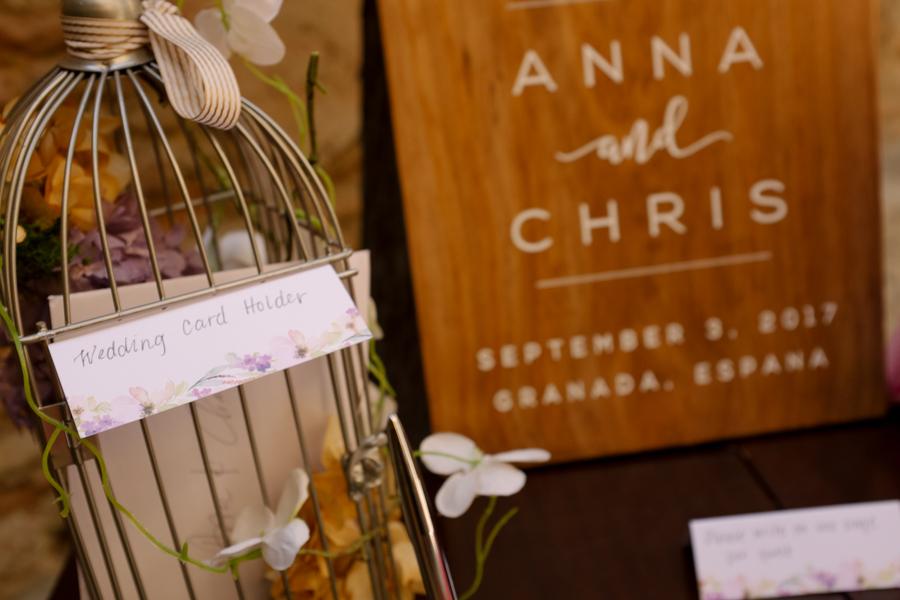 AWOL Granada, Wedding Planner, Granada, Spain