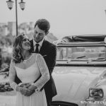 AWOL Granada Wedding Planner Spain Bride & Groom & Wedding Car