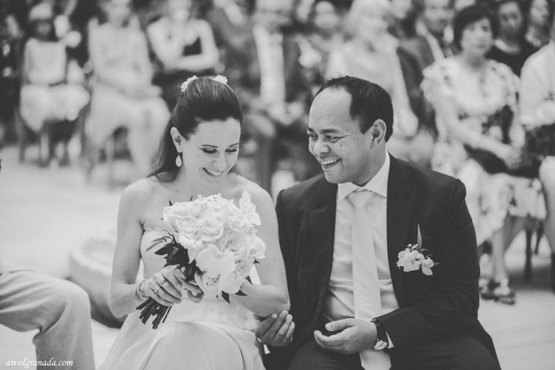 AWOL Granada, Wedding Planners, Spain - Wedding Ceremony