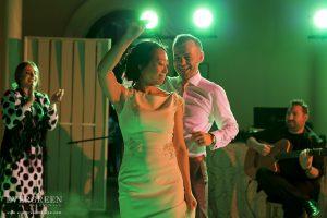 AWOL Granada, Wedding Planners, Spain - Bride and Groom Flamenco