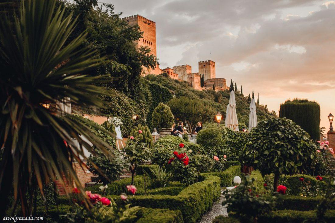 AWOL Granada, Wedding Venue - Carmen de los Chapiteles