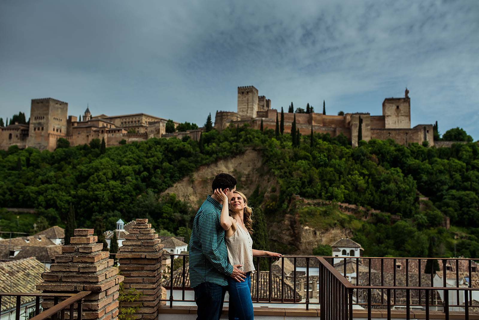 AWOL Granada, Wedding Planners, Spain - Engagement Photoshoot