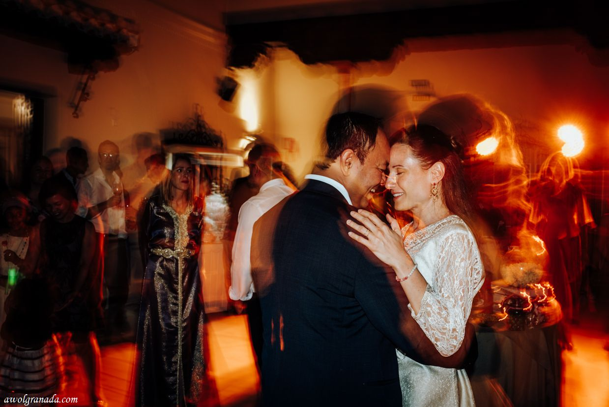 AWOL Granada, Wedding Planners, Spain - First Dance