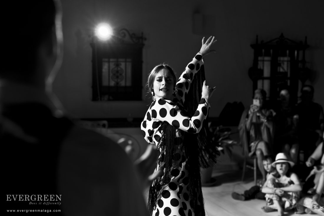 AWOL Granada, Wedding Planner, Spain - Flamenco Show