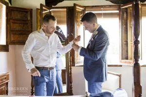 AWOL Granada Groom Wedding Preparations
