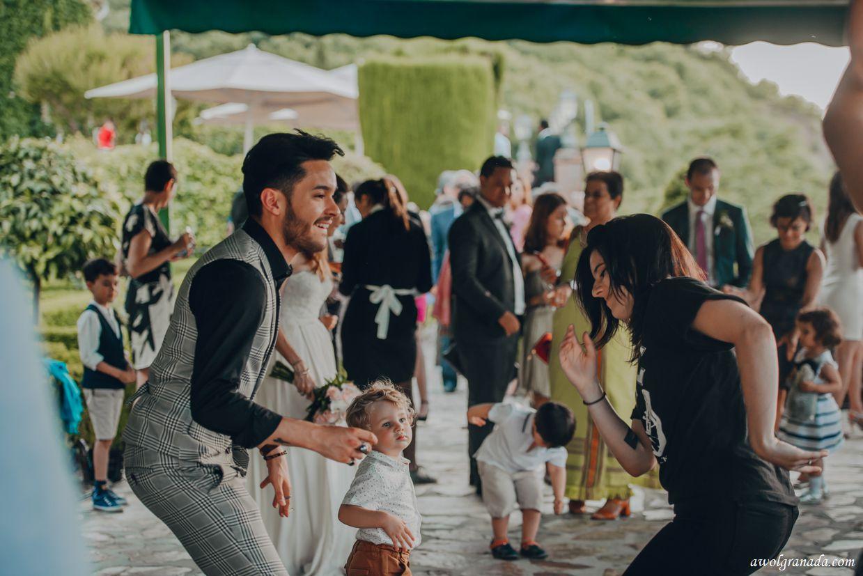 AWOL Granada, Wedding Planner, Spain - musicians