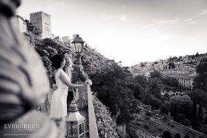 AWOL Granada - Views at Carmen de los Chapiteles