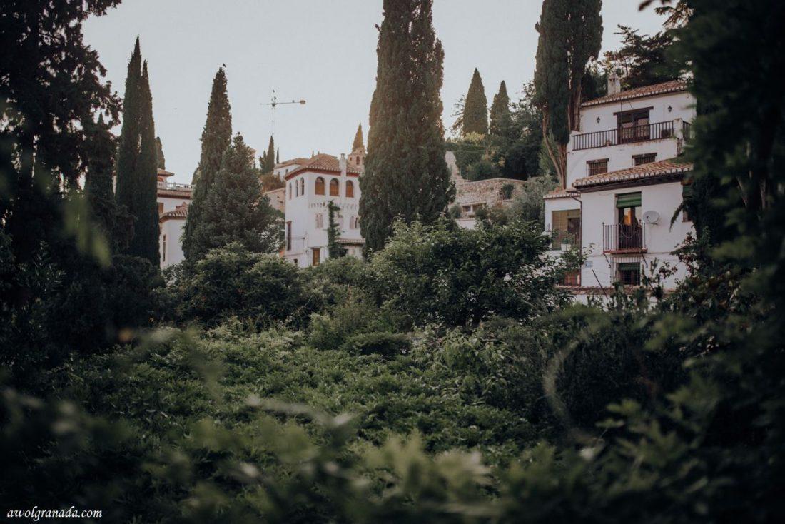 AWOL Granada, Wedding Planners Spain - Pre-Wedding Cocktail Mirador de Morayma