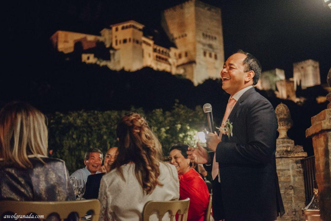 AWOL Granada, Wedding Planners, Spain