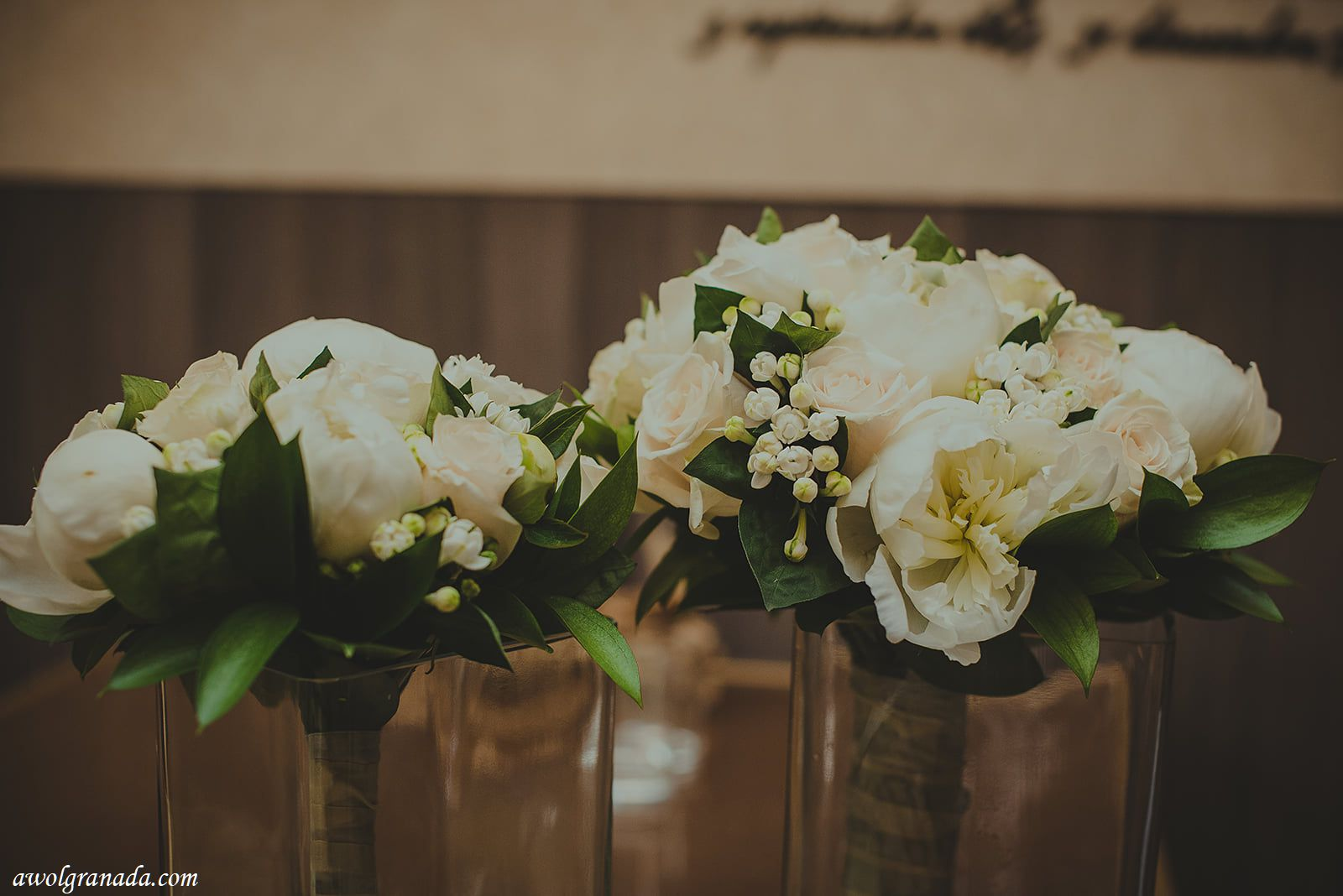 AWOL Granada, Wedding Planner , Spain -The Bridal Bouquet