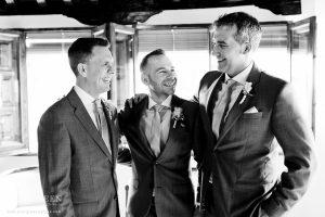 AWOL Granada - The groom with his groomsmen