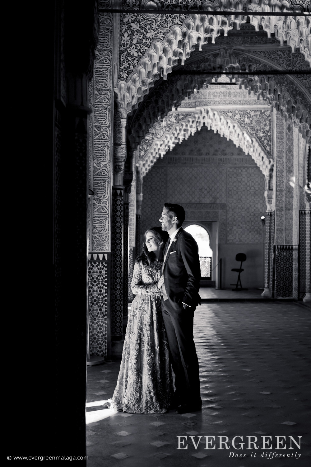 AWOL Granada, Wedding Planner, Spain, Indian Wedding, Alhambra