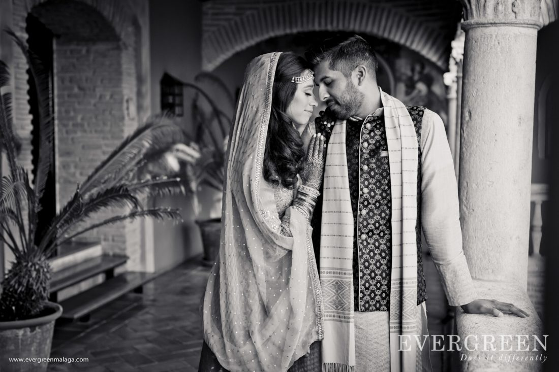 AWOL Granada, Wedding Planner, Spain, Indian Wedding, Henna Party, Love is in the air