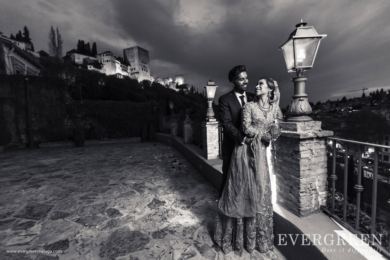 AWOL Granada, Wedding Planner, Spain, Indian Wedding, Venue, Carmen de los Chapiteles