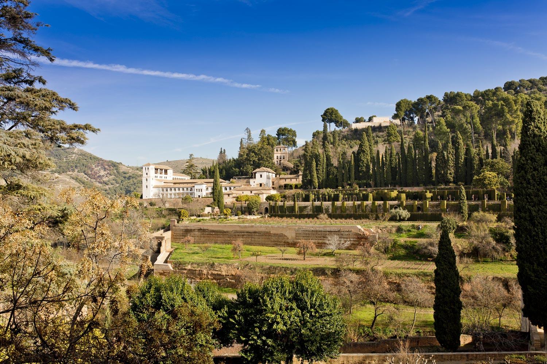 AWOL Granada, Wedding Planners, Spain, Parador de Granada, Alhambra Views