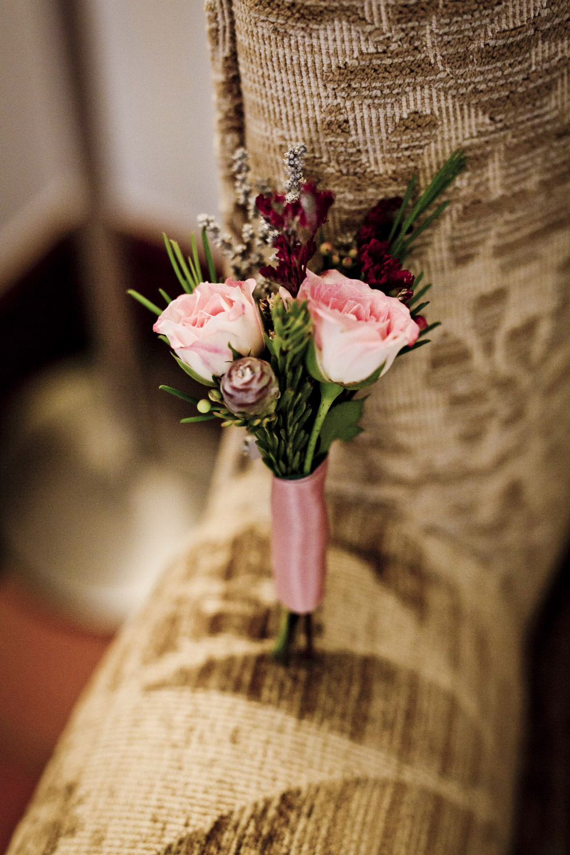 AWOL Granada, Wedding Planners, Spain, Parador de Granada, Button holes