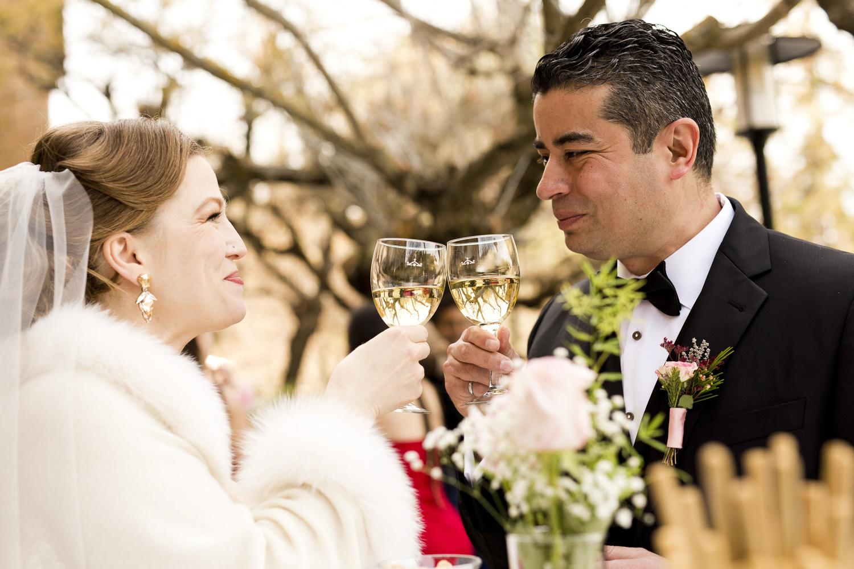 AWOL Granada, Wedding Planners, Spain, Parador de Granada, Cocktails on the terrace