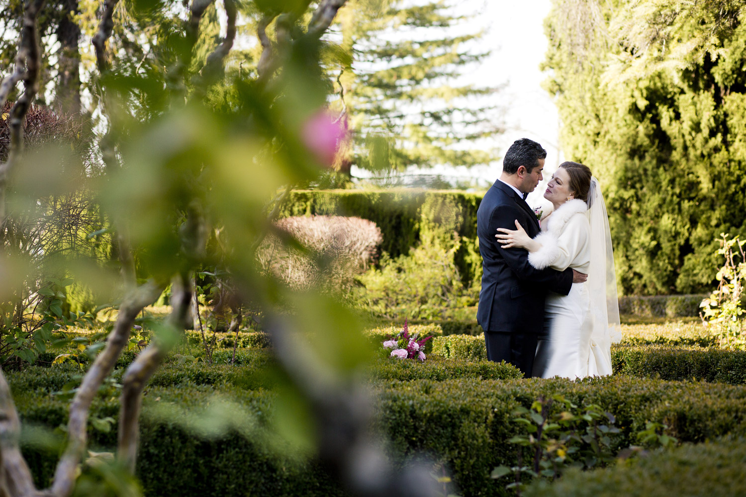AWOL Granada, Wedding Planners, Spain, Parador de Granada, Romantic Wedding