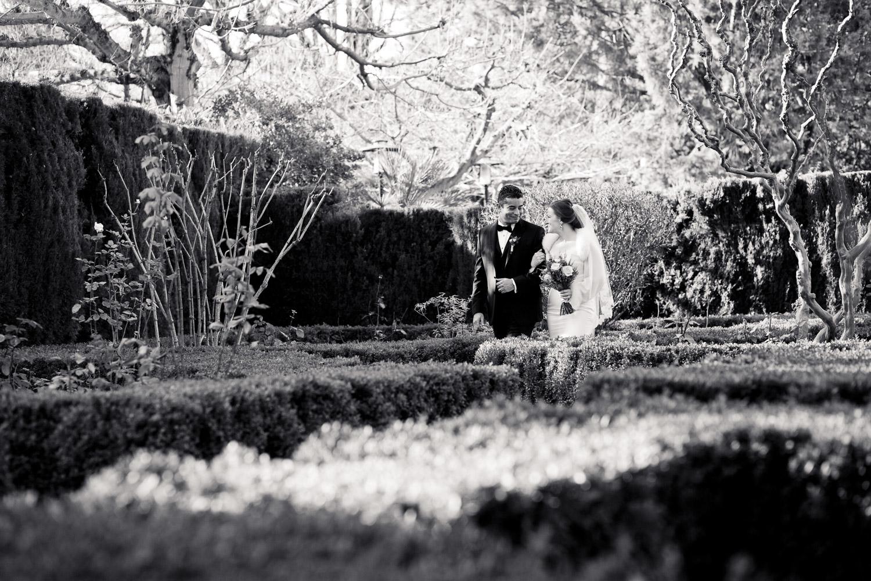 AWOL Granada, Wedding Planners, Spain, Parador de Granada, The Happy Couple