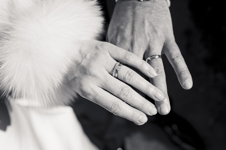 AWOL Granada, Wedding Planners, Spain, Parador de Granada, The Rings