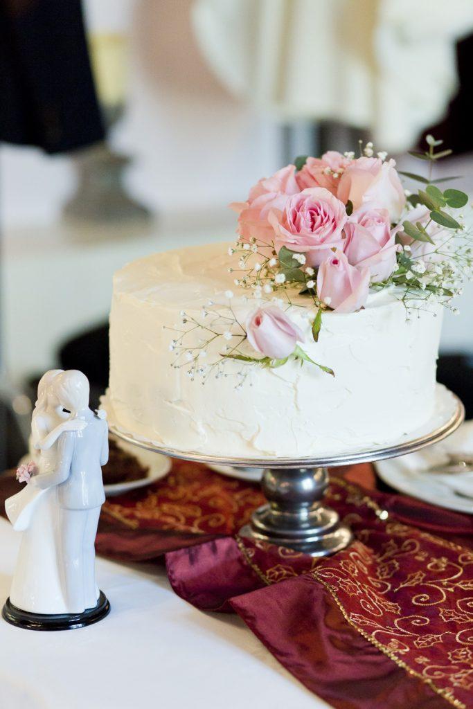 AWOL Granada, Wedding Planners, Spain, Parador de Granada, Wedding Cake