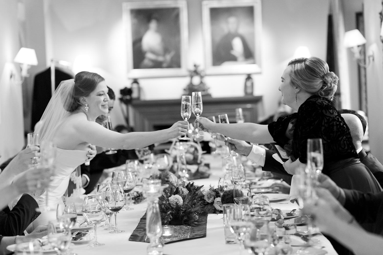 AWOL Granada, Wedding Planners, Spain, Parador de Granada, Wedding Reception in the Roman